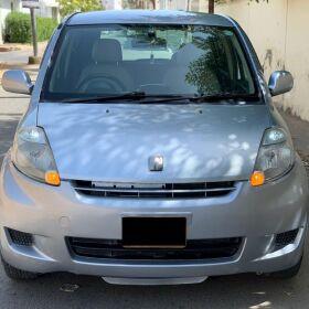TOYOTA PASSO X Silver (1000cc) 2007 for Sale
