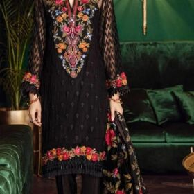 Front Complete Heavy Embroidered Lawn for Sale