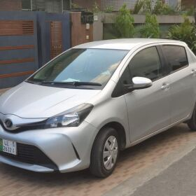 Toyota Vitz 2014 New Shape for Sale