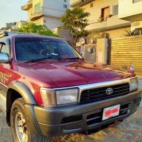 Toyota Surf SSR 4X4 1992 for Sale