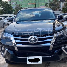 Toyota Fortuner 2018 for Sale