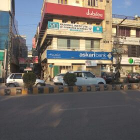 13 Marla Commercial Plaza for Sale in Rawalpindi