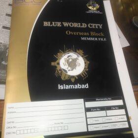 BLUE world city files