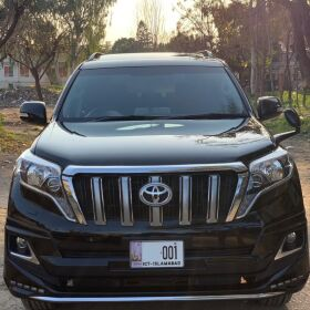 Toyota Land Cruiser Prado TX 2013 for Sale