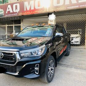 Toyota Hilux Revo 2017 for Sale