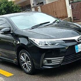 Toyota Corolla Altis 1.6 2018 for SALE
