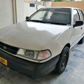 Hyundai Excel 1993 For Sale or Exchange