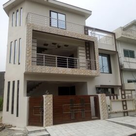 Brand New House for Sale in Naval Anchorage Islamabad