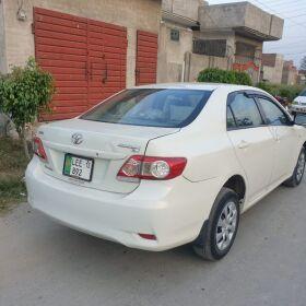 Toyota Corolla Gli 2013 for Sale