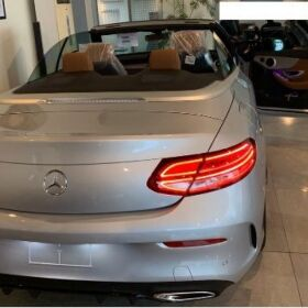 Mercedes C180 Convertible 2019 for SALE