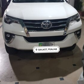 Toyota Fortuner 2.7 2018 Petrol for Sale