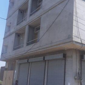 5 Marla Corner 4 Story Plaza for Sale in Ferozpur Road Lahore