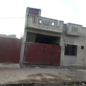 5 Marla House for Sale in Chaklala Scheme 3 Rawalpindi