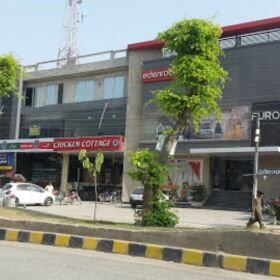 1 Kanal Plaza for Sale in PWD ISLAMABAD