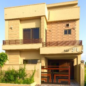 Beautiful House For Sale in E-1 Bahria Town