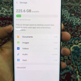 Samsung not 10 plus 256gb for sale