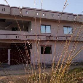 5 Marla Double Story House for Urgent Sale Adiyla Road Gulshan e Shamal Rawalpindi