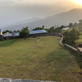 50 Kanal Land for SALE in Express Highway Murree