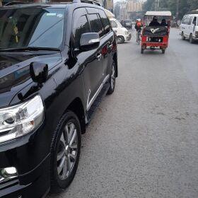 Toyota Land Cruiser V8 AXG 2008 for SALE