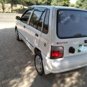 Suzuki Mehran VXR 2019 for SALE