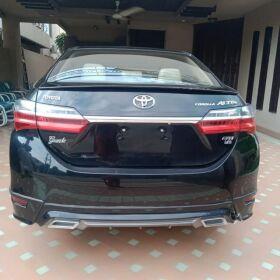 Toyota Grande 2018 for SALE