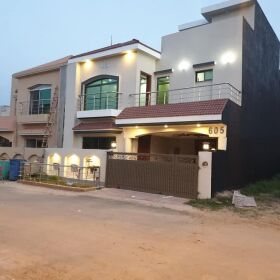 Brand New Double Story House for SALE in Bahria Town Phase 8 Rawalpindi