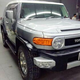 Toyota FJ Cruiser 2010 Model 2019 Custom Auction for SALE