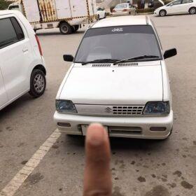 Suzuki Mehran VXR 2014 for SALE