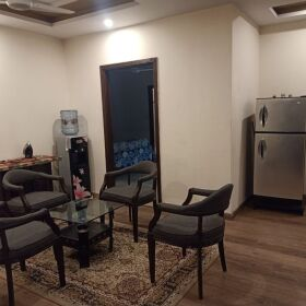 2 Bed Flat Fully Furnished Apollo Tower in E11 Islamabad