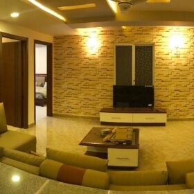 3 Bed Flat Fully Furnished apartment In E11 Islamabad for Rent