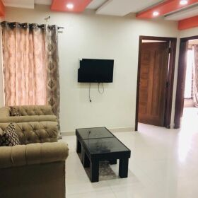 E11 save living Two bedroom fully furnishedapartment for rent