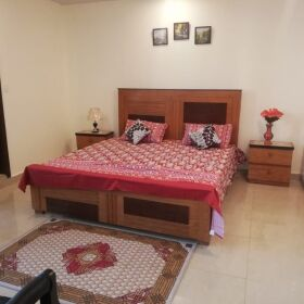 E11 A class living 2bedroom fully furnished for rent