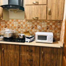 E11 officer  living 1bedroom fully furnished for rent