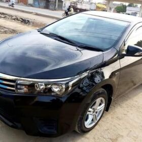 Toyota Corolla XLI 2014 for SALE