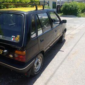Suzuki Mehran VX 2012 Taxi Scheme for SALE