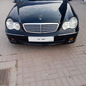 Mercedes C180 2007 for SALE
