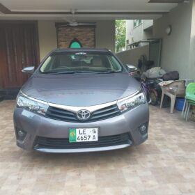 Toyota Corolla GLI 2016 Automatic 1.3 for SALE