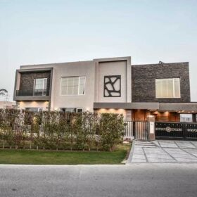 23 Marla Corner Luxury House in DHA Phase 6 Lahore For Sale.