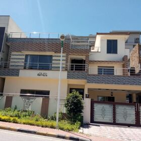 10 Marla Single Unit House For Rent in DHA Sector F Islamabad