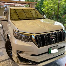 Toyota Land Cruiser Prado TX for SALE