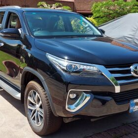 Toyota Fortuner 2018 Sigma 2.8 for SALE