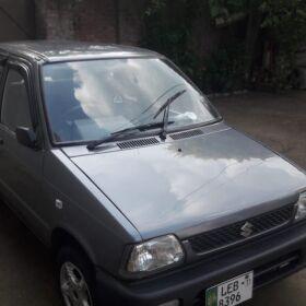 Suzuki Mehran VX 2011 for SALE