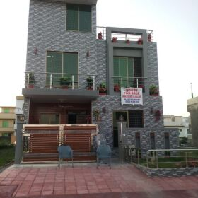 4 Marla Brand New Beautiful House for Sale in D-12/1 ISLAMABAD