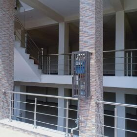 Brand New Luxury Lush  Plazas 8 Marla for Sale in Airport Housing Society Sector 4 Rawalpindi