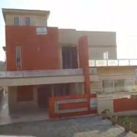 ONE KANAL BEAUTIFUL HOUSE IN BAHRIA TOWN PHASE 8 RAWALPINDI