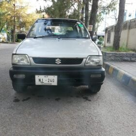 Suzuki Mehran 2008 for SALE