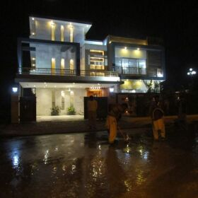 Brand New 1 Kanal 6 Marla Luxury Double Story House for Sale in Bahria Town Phase8 Rawalpindi