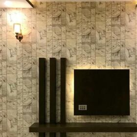 5 Marla Luxury Brand New House Semi Furnished in Bahria Town Lahore
