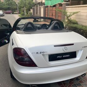Mercedes Benz SLK 200 2013 for SALE