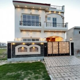 5 Marla Brand New House for Sale in AA Block Central Park Housing Scheme Ferozepur Road Lahore